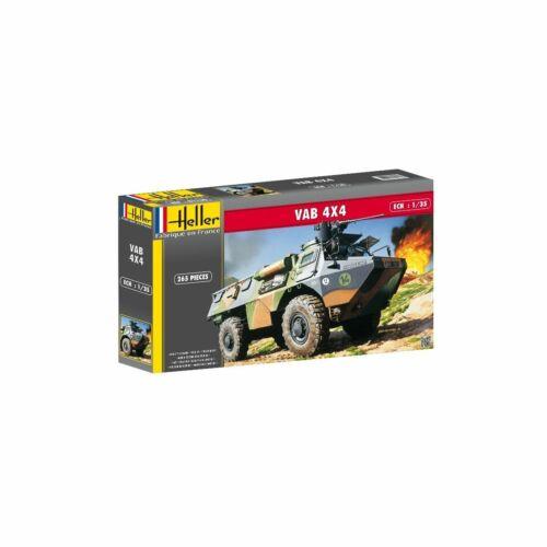 Heller Hell81130 VAB 4X4 Transport 1//35