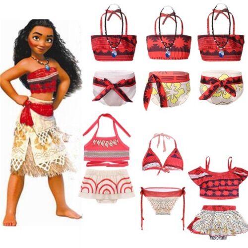 Toddler Baby Girls Tankini Bikini Swimwear Swimsuit Fancy Princess Swim Costume