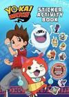 Yo-Kai Watch Sticker Activity Book by Scholastic Australia (Paperback, 2016)
