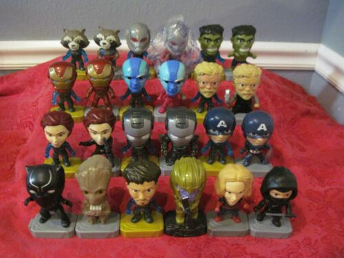 Free ship Choose Character 2019 Avengers End Game McDonalds Happy Meal toy