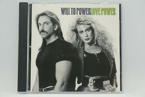Will-To-Power-Love-Power-Best-Of-RARE-CD-Album-I-039-m-Not-In-Love-CD-Single