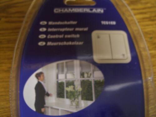 Rolladenschalter Interrupteur volet roulant store comm tcs1ed Chamberlain