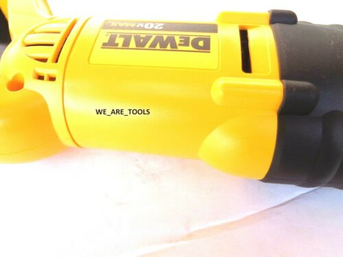 Dewalt DCS381 20V Cordless Battery Reciprocating Saw Max 20 volt Variable Speed
