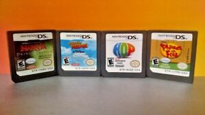 Disney-Hop-Narnia-Over-the-Hedge-Phineas-amp-Ferb-Nintendo-DS-Lite-2ds-3ds-Lot