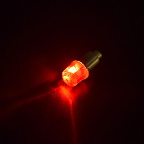 Fahrrad Radfahren Auto Reifen Rad Neon Ventil Firefly sprach LED Licht Lampe U/_M