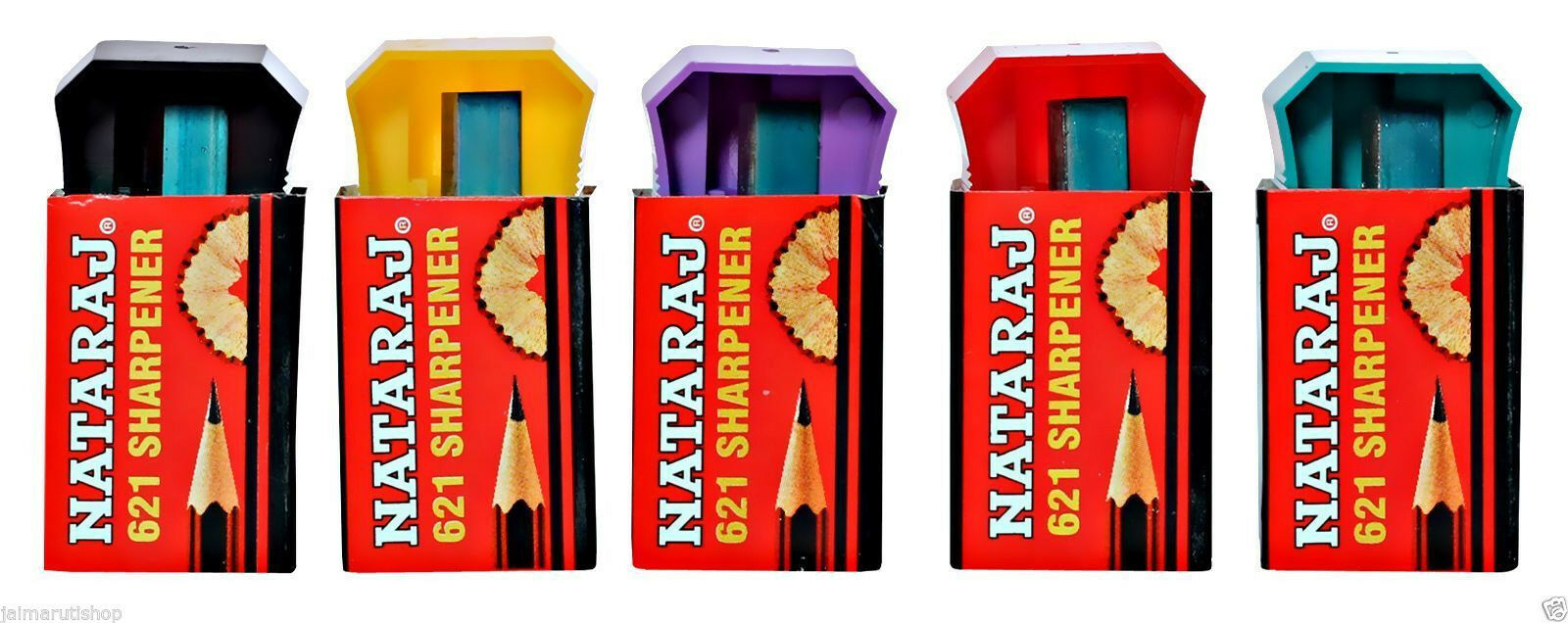 1000 X Nataraj pencil Sharpener home school office STATIONARY Wholesale lot