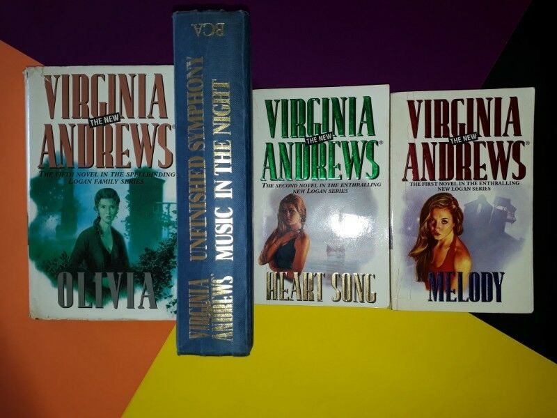 Logan Series - Virginia Andrews - All For This Price.