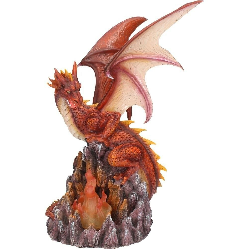 Volcanic Victory Dragon All Premium Dragons Statue
