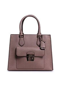 6d834ee7422a51 Michael Kors Bridgette Medium East West Tote Dark Dune 30t6gbdt2l ...