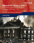 Edexcel GCE History AS Unit 1 F7 from Second Reich to Third Reich: Germany 1918-45 by Alan White (Paperback, 2010)