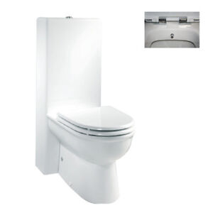 Celino Modern All In One Combined Bidet Toilet With Soft