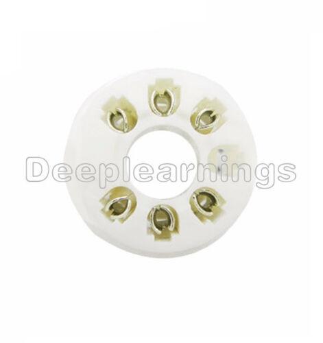 10PCS Mounting Base White Socket MQ2//MQ3//MQ7//MQ9//MQ135 Gas Sensor For Arduino