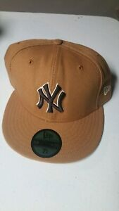 sale retailer 6069d be96d Image is loading New-Era-59Fifty-Hat-MLB-New-York-Yankees-