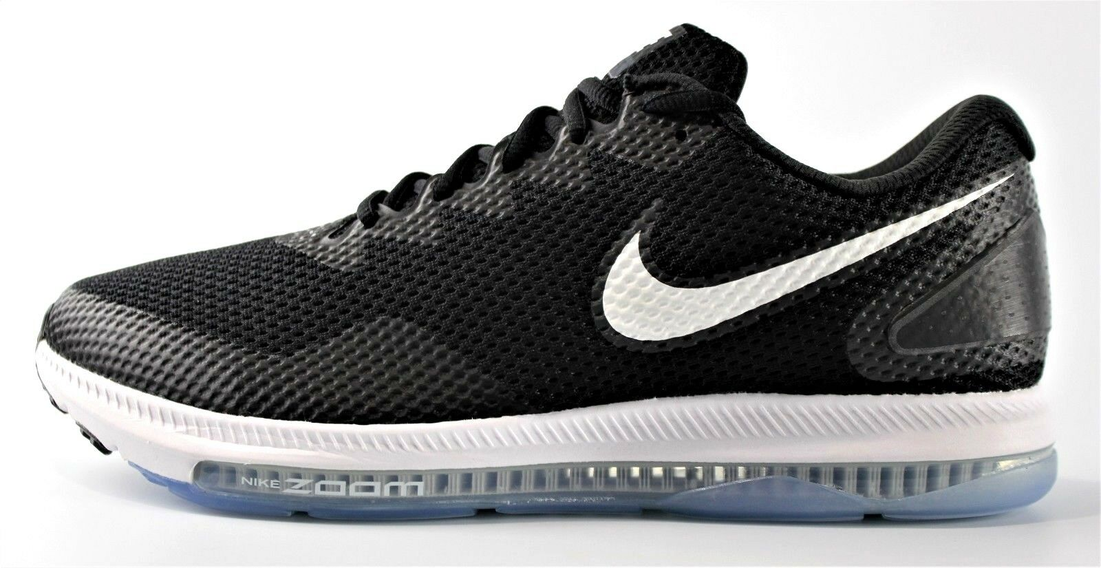 NIKE ZOOM ALL OUT LOW 2 RUNNING SHOES AJ0035 003 NEW MENS BLACK WHITE ANTHRACITE