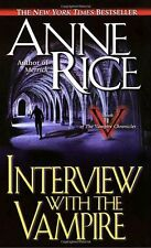Vampire Chronicles: Interview with the Vampire 1 by Anne Rice (1991, Paperback)