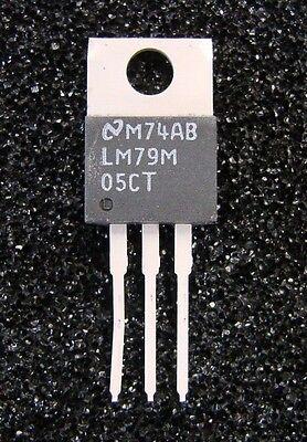 10PCS KIA7905PI TO-220 1A Three Terminal 5V Negative Voltage NEW