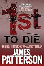 1st to Die by James Patterson (Paperback) New Book