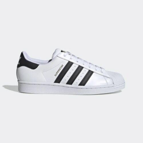 New Adidas Original Womens SUPERSTAR BLACK WHITE EG4958 UNISEX SIZE TAKSE