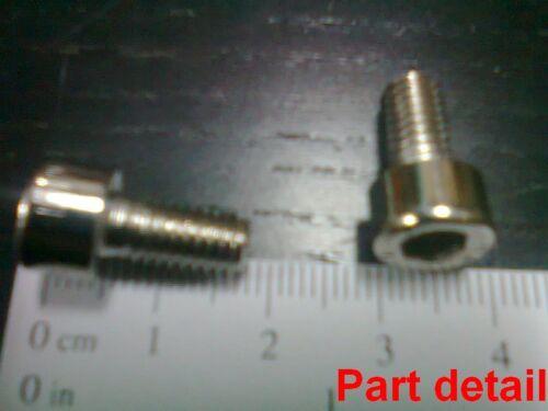 Aluminum T-slot 3030 profile socket cap bolt screw M6x12mm 24-set