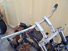 Stock Handlebars and Risers Off A 2001 Honda Shadow VT750DC Spirit (s3)