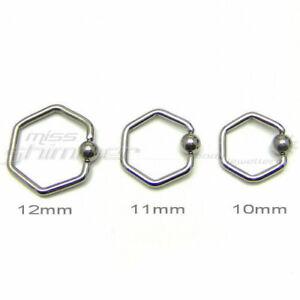 BALL-CLOSURE-RING-CAPTIVE-BEAD-RING-STEEL-EYEBROW-NIPPLE-14g-16g-10mm-11mm-12mm