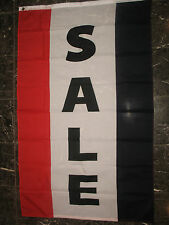 3x5 Advertising Sale Sign Vertical Sale Store Flag 3'x5' Banner Brass Grommets