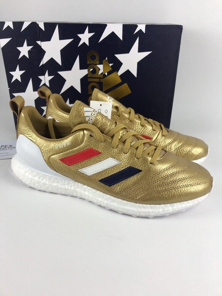 Kith x Adidas COPA Mundial 18 Ultra Boost Kith Golden Goal - Size 11
