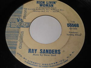 Ray-Sanders-Rich-Livin-Woman-It-039-s-Not-Funny-45