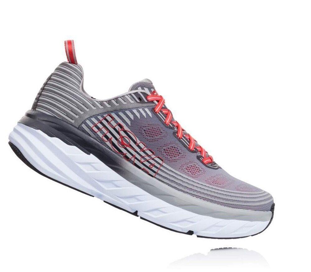 HOKA ONE para hombre Bondi 6 correr ancho ONE Nuevo Zapato de correr 6 51bc2a