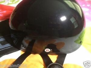 Evos Dot German Style Platinum Series Helmet - XL Mattblack