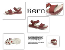 f87e6836bb72 item 1 Women s Born Petula Rosso Washed Nubuck Womens Platform Sandals Size  9 M -Women s Born Petula Rosso Washed Nubuck Womens Platform Sandals Size 9  M