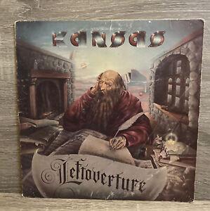 1976 Kansas Leftoverture LP
