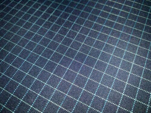 PBI FIRE RETARDANT NAVY PARA ARAMID 160cm width FABRIC MATERIAL CLOTH