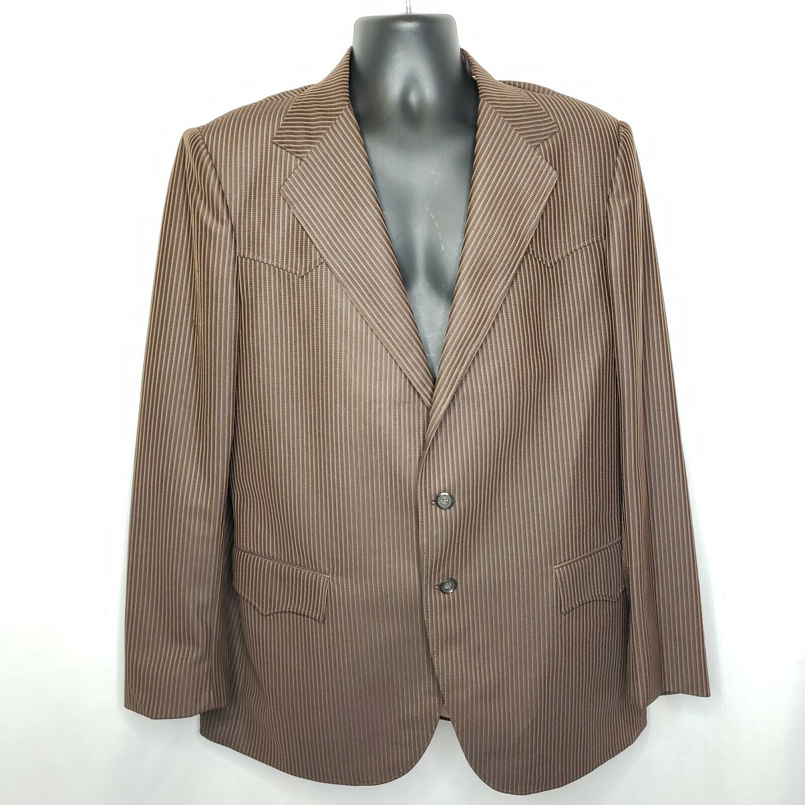 Ranchman Lasso Vintage Western Rockabilly Suit Ja… - image 1