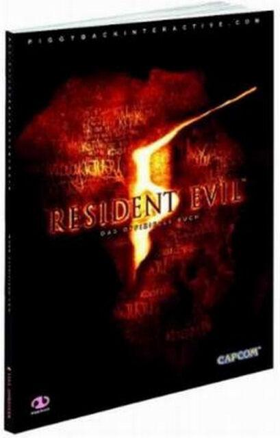 Resident Evil 5 ( Offizielles Lösungsbuch ) NEU & Sofort