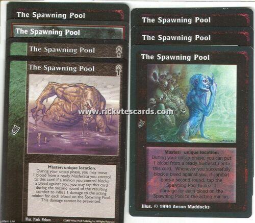 The Spawning Pool x7 VTES CE Jyhad