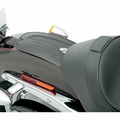 Drag Specialties Smooth Blk Vinyl Fender Bib 2004-19 Harley Sportster XL