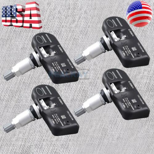 For Chrysler Dodge Jeep TPMS Tire Pressure Sensors /& Service Kits Complete Set