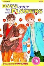 Boys Over Flowers, Vol. 16 (Boys Over Flowers: Hana Yori Dango)-ExLibrary