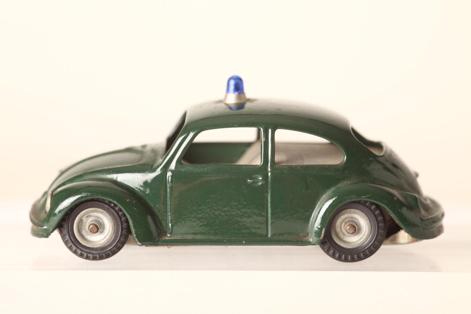 Ko Chapa ca 1 43 403 Coche VW Escarabajo Oliva con Luz blue (62801)