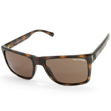ea5b3464750 Armani Exchange AX4016 803773 Polished Tortoise Brown Unisex Designer  Sunglasses