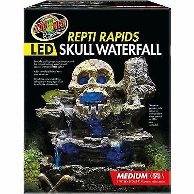 Zoo Med Laboratories Inc Rr27 Repti Rapids Led Skull