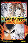 Flame of Recca: v. 18 by Nobuyuki Anzai (Paperback, 2009)