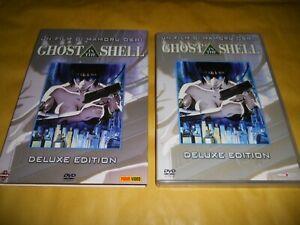 Dvd Ghost In The Shell Deluxe Edition Mamoru Oshii Anime Manga Panini Video 1995 Ebay