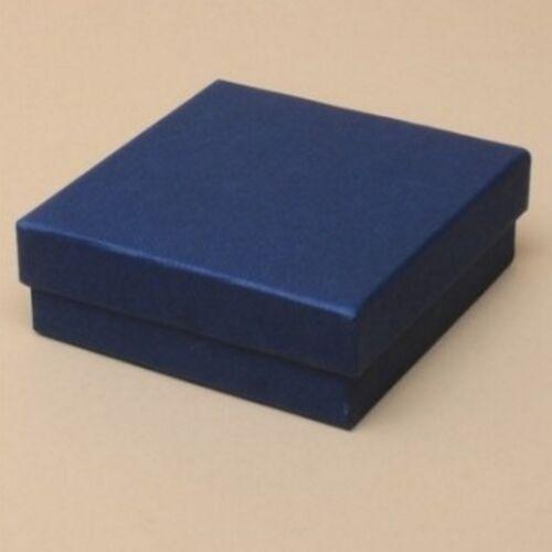 12 x Pack Navy Blue Gift Box// Jewellery// Necklace// Earring //Bracelet Wholesale