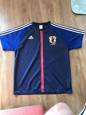 Adidas Japan Football Academy Soccer Jersey Mens Medium   eBay