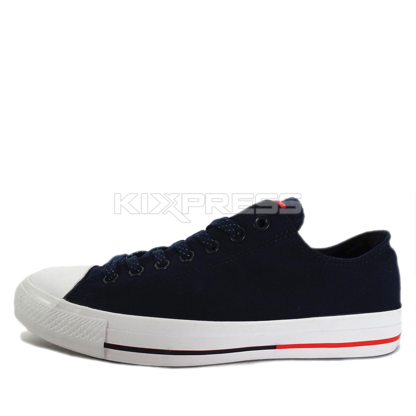 Converse chuck / taylor all star - 153797c] casual marina / chuck bianco - rosso e0f6ce