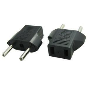 Image Is Loading American Us To European Eu Plug Adapter