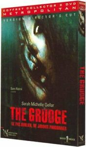 The-Grudge-Edition-Collector-Director-039-s-Cut-DVD-NEUF