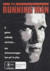 The-Running-Man-DVD-Arnold-Schwarzenegger-New-and-Sealed-Australian-Release